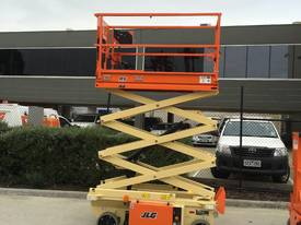 JLG R6 for sale with Bullant Trailer - picture3' - Click to enlarge