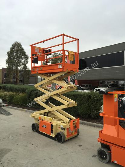 JLG R6 for sale with Bullant Trailer