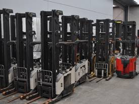 2006 TOYOTA SWE160D Walkie Stackers - picture12' - Click to enlarge