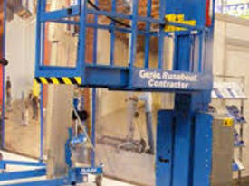 GENIE GRC 12 Mast Lift - picture0' - Click to enlarge