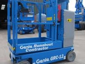 GENIE GRC 12 Mast Lift - picture1' - Click to enlarge