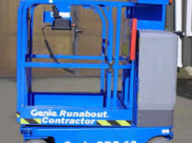 GENIE GRC 12 Mast Lift - picture2' - Click to enlarge