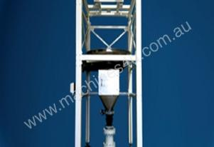 Australian Weighing Equipment Bulk Bag Emptying System