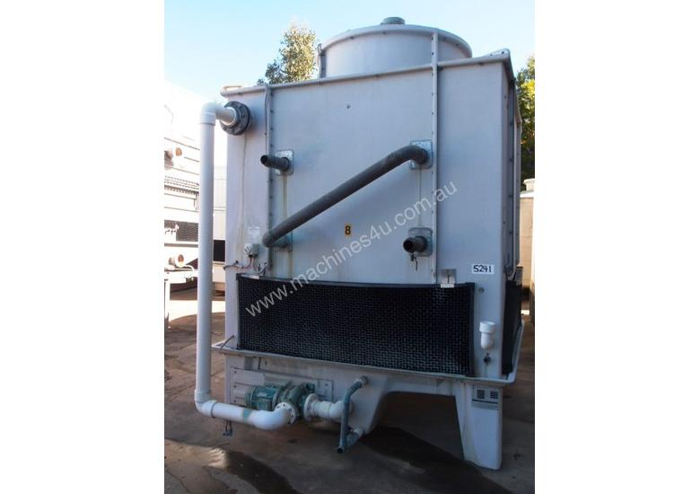 Evaporative Condensing Unit : Used aqua cool mfc b cooling towers in south granville nsw