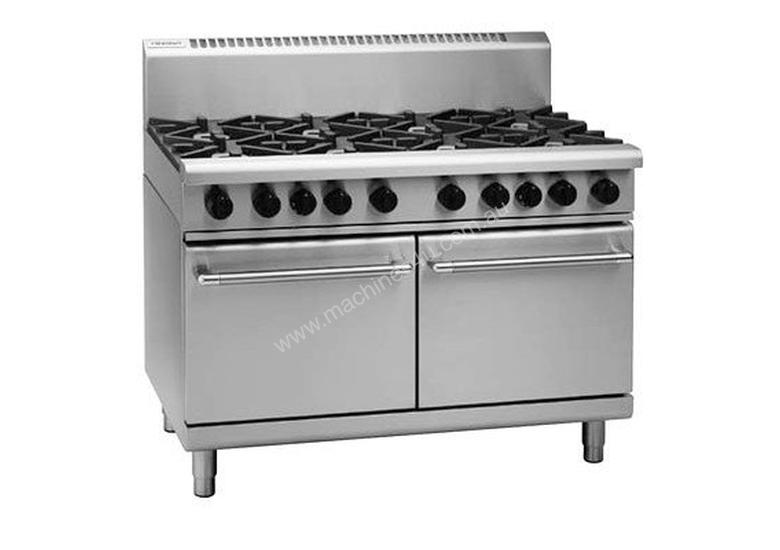 Waldorf 800 Series RN8820G - 1200mm Gas Range Static Oven