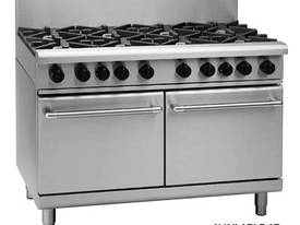 Waldorf 800 Series RN8820G - 1200mm Gas Range Static Oven - picture0' - Click to enlarge
