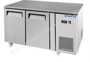 F.E.D. GTR2100B GRAND True Quality Two Door Gastronorm Work Bench Fridge