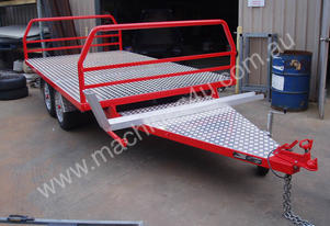 FLAT TOP TRAILERS BY WESTERN TRAILER