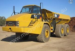 2006 Caterpillar 740 Articulated Dump Truck
