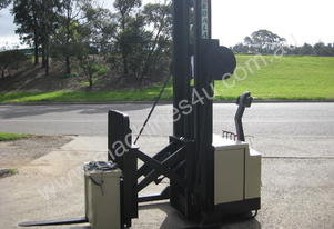 CROWN 1.5t 4.8. Walk Behind Reach Forklift