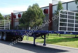 2013 Topstart Extendable Trailer
