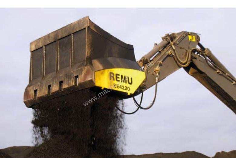 REMU EE 3160 EXCAVATOR SCREENING BUCKET (8T)