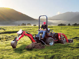 All New 2017 Mahindra eMax 25sHST 4WD Tractor. - picture0' - Click to enlarge