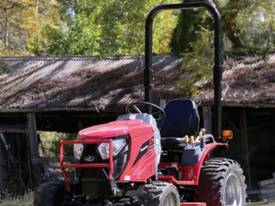 All New 2017 Mahindra eMax 25sHST 4WD Tractor. - picture3' - Click to enlarge