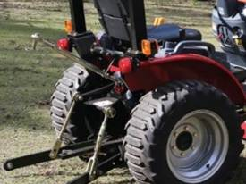 All New 2017 Mahindra eMax 25sHST 4WD Tractor. - picture12' - Click to enlarge
