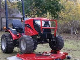 All New 2017 Mahindra eMax 25sHST 4WD Tractor. - picture2' - Click to enlarge