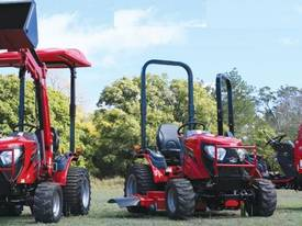 All New 2017 Mahindra eMax 25sHST 4WD Tractor. - picture11' - Click to enlarge