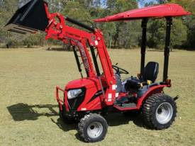 All New 2017 Mahindra eMax 25sHST 4WD Tractor. - picture1' - Click to enlarge