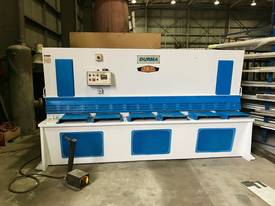 Durma reconditioned 3070 X 12mm guillotine
