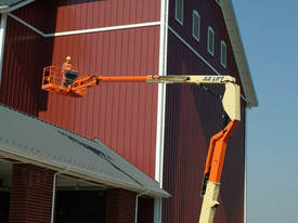 JLG 600AJ Articulating Boom Lift - picture5' - Click to enlarge