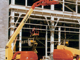 JLG 600AJ Articulating Boom Lift - picture10' - Click to enlarge