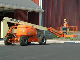 JLG 600AJ Articulating Boom Lift - picture12' - Click to enlarge