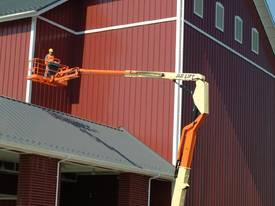 JLG 600AJ Articulating Boom Lift - picture14' - Click to enlarge