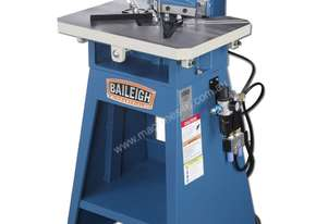 Air Operated 127mm x 127mm x 3mm Notcher