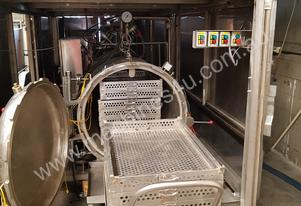 Actual {ower Autoclave Complete System