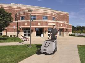 Nilfisk .SW900 Walk behind Battery Powered sweeper - picture4' - Click to enlarge