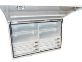 Field Service Toolbox Steel No drawer MSV1400SE - picture0' - Click to enlarge