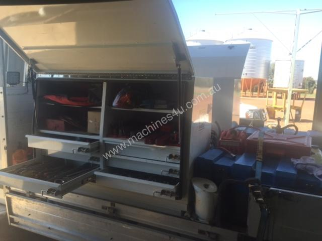 Field Service Toolbox Steel No drawer MSV1400SE