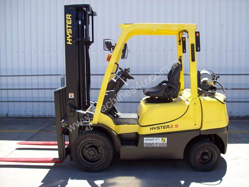 Hyster H2.5TX Counterbalance Forklift