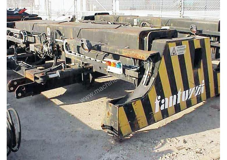 Fantuzzi ELME 20-40 Drive in Spreader
