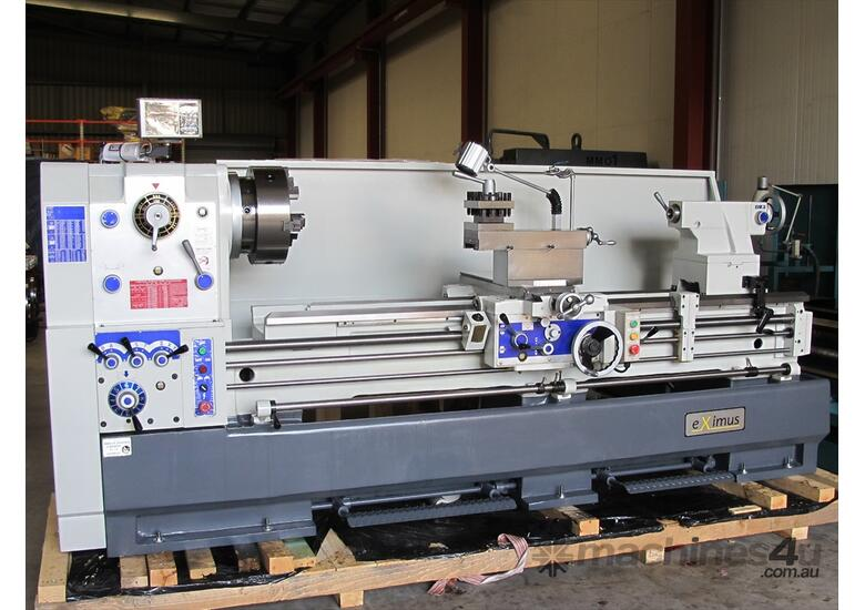 660mm Swing Centre Lathe, 104mm Spindle Bore