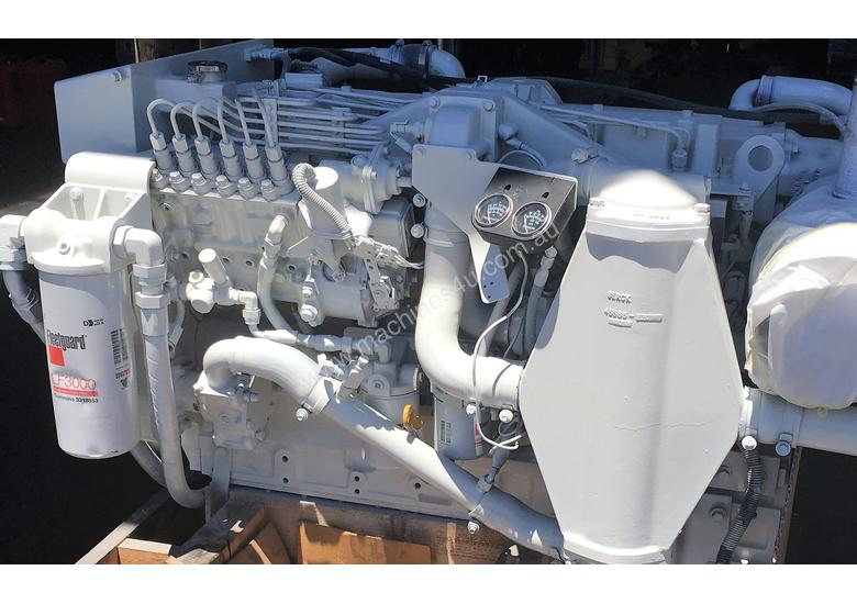 CUMMINS C450 REBUILT IDEAL CUMMINS DIESEL MARINE
