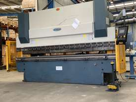 New Retro Fit 2 Axis NC Controller & Laser Guards - MAXI 4000mm x 125T Hydraulic Pressbrake - picture0' - Click to enlarge