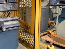 New Retro Fit 2 Axis NC Controller & Laser Guards - MAXI 4000mm x 125T Hydraulic Pressbrake - picture1' - Click to enlarge