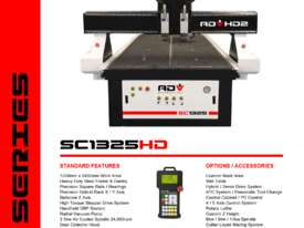 CNC Router 1325HD - 2400x 1200  - picture2' - Click to enlarge