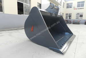 Roo Attachments  45-50T mud Bucket 2400mm