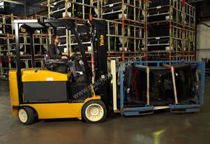 Yale ERC100VH 4 Tonne Electric Forklift / Counterbalanced Forklift