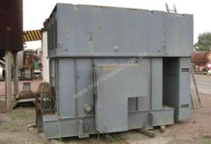2500 kw 3300 hp 6 pole 6600 v Squirrel Cage Electric Motor