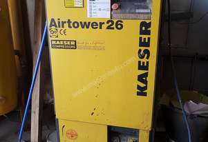 Kaeser Screw Compressor - With Dryer