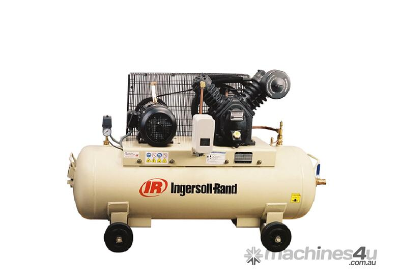 Ingersoll Rand 2340K3/8: 3hp 8Bar 9.8cfm Reciprocating Air Compressor with 150L Tank