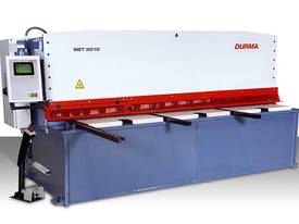 SB-T Series Hydraulic Swing Beam Guillotine - picture9' - Click to enlarge