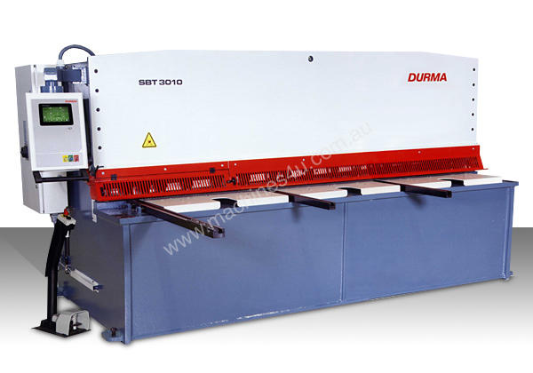 SB-T Series Hydraulic Swing Beam Guillotine