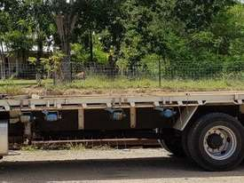 Hino Flat Bed Truck with 3ton Crane, 200k km�s. EMUS NQ - picture10' - Click to enlarge