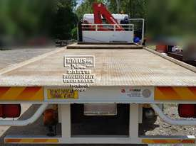 Hino Flat Bed Truck with 3ton Crane, 200k km�s. EMUS NQ - picture13' - Click to enlarge