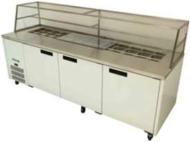WILLIAMS Jade 1 Door Sandwich Preparation Counter  - picture3' - Click to enlarge