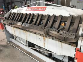 JUST IN - METALMASTER 2500mm x 2mm Hydraulic Panbrake - picture2' - Click to enlarge